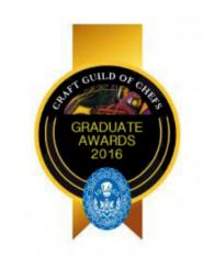 2016 Graduate Awards