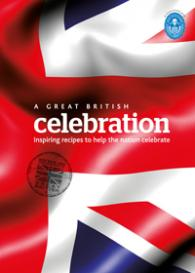 Chefs unite to help produce the 'Great British Celebration' book to showcase best of British
