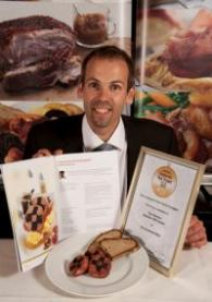 School chef Tim Fletcher wins national catering award