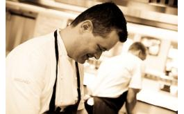 Image of Bocuse d'Or UK candidate Adam Bennett
