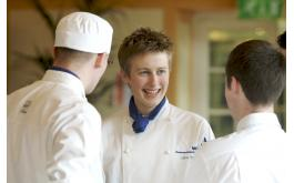 Image of young chefs at WKC