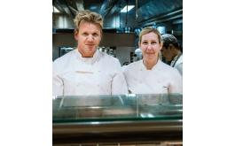 Gordon Ramsay and Clare Smyth announce new partnership