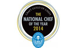 Image of National Chef of the Year 2014 logo