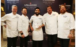 S.Pellegrino names UK & Ireland's best young chef ahead of Milan final