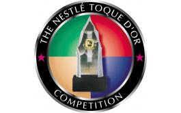 Image of Toque d'Or competition logo