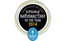 Image of Young National Chef of the Year logo