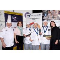 Country Range Student Chef Challenge champion