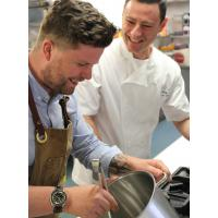 Vacherin launches exclusive partnership with award-winning chef, Robin Gill