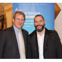 Damian Hinds MP and Fred Sirieix launch Hospitality Works campaign