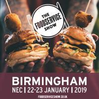 NEC Birmingham foodservice show food industry January 2019
