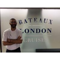 Bateaux London appoints Gary White as head chef