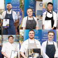 Six chefs prepare for the North West Young Chef of the Year final