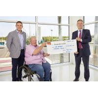 Olleco raises £100,000 for catering charity Hospitality Action