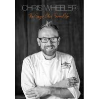 chef chris wheeler debut book launch cookbook