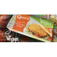 Quorn registers vegan range with vegan trademark