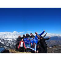 Nepal Trek raises £100,000 for Springboard