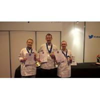 Compass celebrates wins at Scottish Culinary Championship