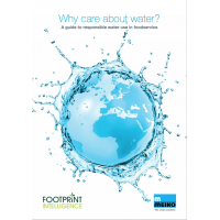 Foodservice water report