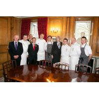 Welsh chefs prepare canapés for Prime Minister at 10 Downing Street