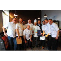 London Hilton on Park Lane chef wins Young Pastry Chef of the Year 2019
