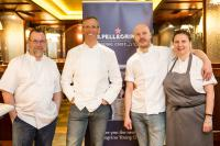 Michelin starred chefs join S.Pellegrino to find Young Chef 2018