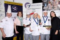 Country Range Student Chef Challenge champion