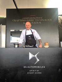 Sodexo chef puts insects on the menu at Taste of London