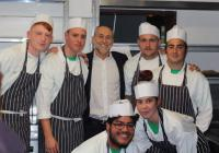 Chef Michel Roux Jr. champions South London youth cooking contest