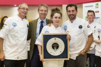 Ruth Hansom launches Young National Chef of the Year Snapchat channel