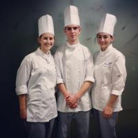 Westminster Kingsway College trainee chef student of the year diploma