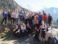 Springboard calls for support for next Peru Trek