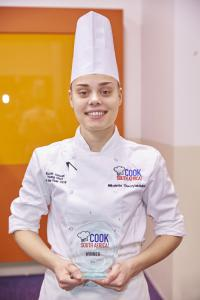 Westminster Kingsway College student wins South African Young Chef of the Year competition