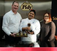 Pidy 'Vol au Vent' Challenge 2017 winner Marian Tandy