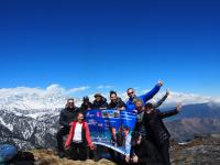 Nepal Trek raises £100,000 for Springboard