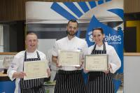 Fife College named winners of 2017 Brakes Scotland Student Chef Challenge