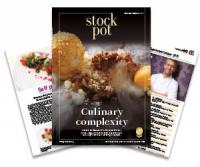 September - October issue of Stockpot magazine