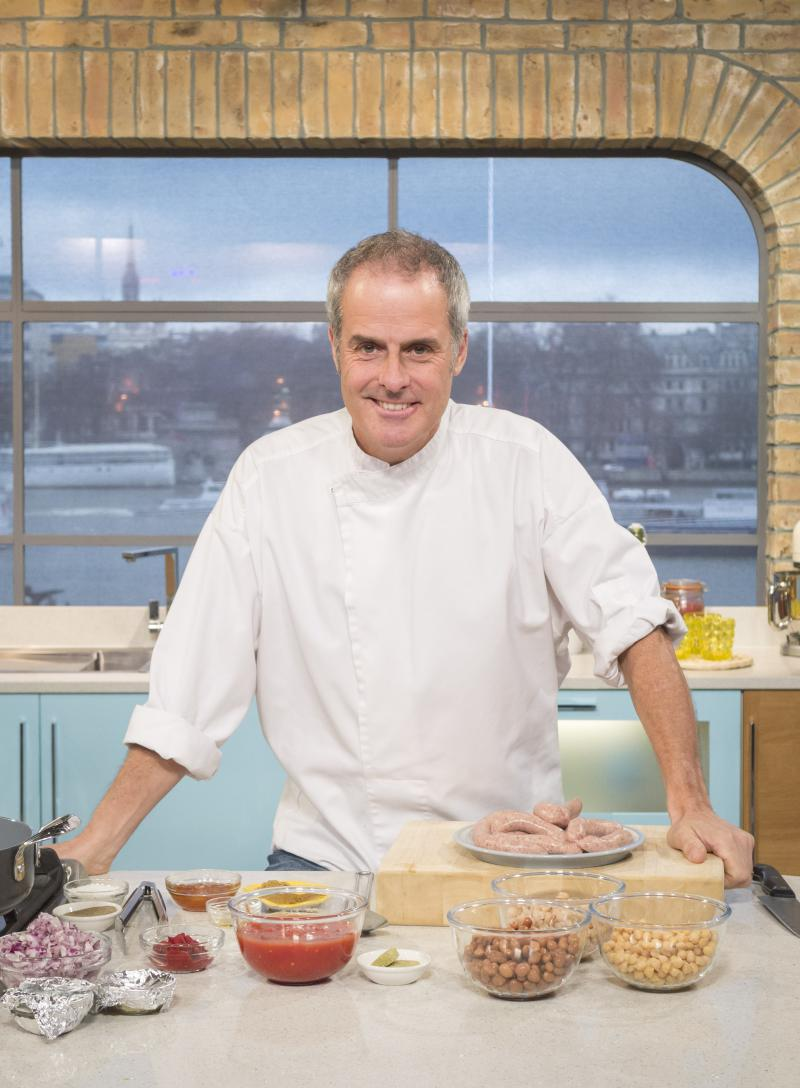 Phil vickery chef