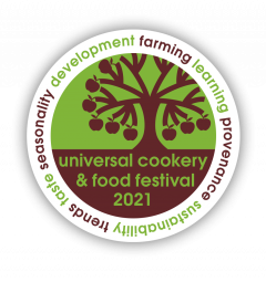 Universal Cookery & Food Festival 2021